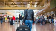Dämpad passagerartillväxt för flyget 2018