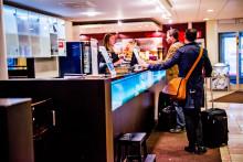 Rekordmånga hotellgästnätter i Uppsala i Juli
