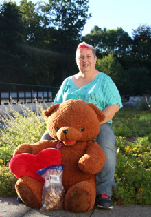 Ein Leben für Bärenherz: Christine Jentzsch