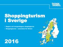 Svensk Shoppingturism ökar!