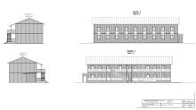Lägenheter i moduler byggs för att hantera den akuta bostadsbristen i Lidköping