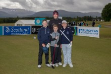 Junior golfers celebrate 12 years of support
