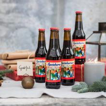 Julen bjuder på kryddiga toner från Carlsberg Sverige
