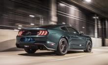 Nový Mustang Bullitt™ a Edge ST jsou hlavními hvězdami značky Ford na autosalonu v Detroitu