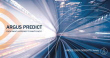 ARGUS DATA INSIGHTS LAUNCHT NEUE PRODUKTGRUPPE:  ARGUS PREDICT