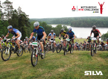 Silva sponsrar Mitsubishi MTB Challenge 2012