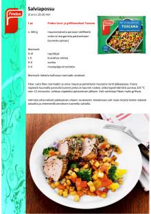 Reseptit Uuni- ja grillikasvikset