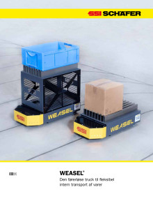 Weasel brochure