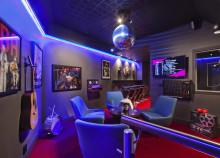 Premiär för Music Lounge, en del av musiksatsningen på Musikslottet - Hesselby Slott