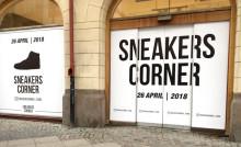 Scorettgruppen lanserar nytt sneakerskoncept i Malmö