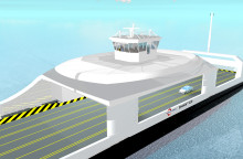 Kongsberg Maritime: New Electric Ferry Project Expands KONGSBERG's Autonomous Vessel Newbuild Project Portfolio