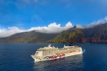 Norwegian Cruise Line introduserer Hawaii Frihet til sjøs-tilbud