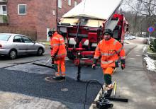 Peab Asfalt vinner asfaltkontrakt för Göteborgs Stad Kretslopp och Vatten