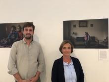 Vom Krieg traumatisiert: Syriens verwundete Kinderseelen / Foto-Ausstellung in Düsseldorf