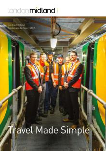 London Midland Sustainability Report 2016