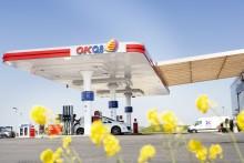 OKQ8 uppnår kvalitetscertifieringen Kontrollerad Franchise