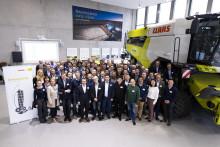 Swedish Agro Machinery i Skurup - värd för internationell kongress