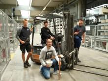 Verstärkung für die Rosenthal GmbH: Vier neue Auszubildende