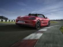To nye topmodeller med højere præstationerer: Boxster GTS og Cayman GTS