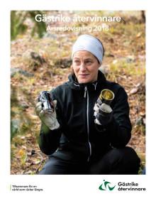 Gästrike återvinnares årsredovisning 2018