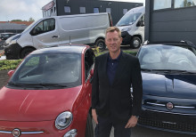 Vokseværk hos Car Special i Ishøj: Bliver ny forhandler af Fiat