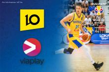 BASKET: VM-kvalet sänds på TV10