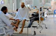 Väpnat intrång på vårt traumacenter i Afghanistan