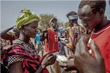 Katastrofhjälp under extrema förhållanden i Sydsudan