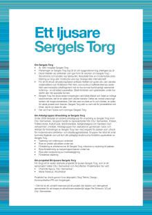 Ett ljusare Sergels Torg