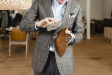 Välvårdade skor gör skillnad - bygg stilen nerifrån och upp