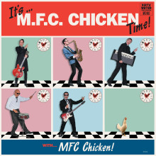 Dirty Water Records - New Album Release: MFC Chicken