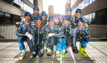 Premiär för alpina landslagets tävlingsdress 2018/2019
