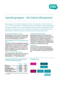 Delårsrapport jan-jun 2014