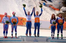 ParalympicsGB athletes leave Sochi today with historic six medals
