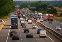 Busiest May Day bank holiday since 2016 predicted with 13m road trips