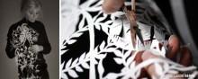 Magisk värld av pappersklipp visas för första gången i Sverige
