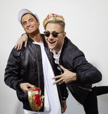 Samir och Viktor på sommarturné