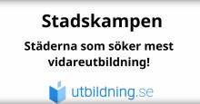 Stadskampen – Sveriges 10 mest kunskapstörstande städer