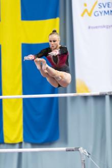Tio svenska gymnaster redo för EM i artistisk gymnastik under EM-veckan i Glasgow