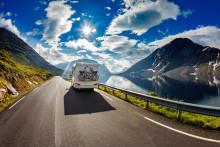 Hurtigruta Carglass® gir deg 5 tips for ferieklar bil