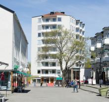 Levande lokala centrum