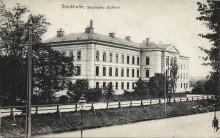 Inbjudan till presentation av boken Stockholms Sjukhem 150 år