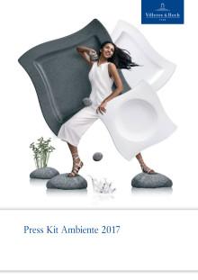 Press Kit Ambiente 2017