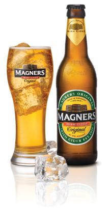 Skördetider hos Magners Irish Cider