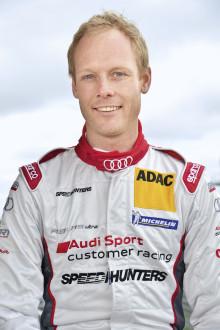 Sandström ny fabriksförare för Audi