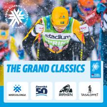 Vasaloppet blir en del av skidåkningens Grand Slam