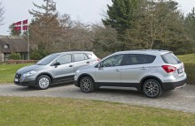 Suzuki S-Cross skærper familieprofilen