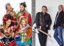 Världsartister står för julunderhållning i hjärtat av Malmö