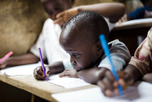 Utbildning som julklapp är nyckeln till förändring