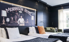100 hotellrum i ny design av Åsa Gessle